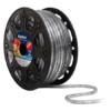 Kép 1/6 - Kanlux Givro LED fénykábel 36 LED/2,5W (50 méter) piros
