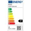 Kép 4/5 - Entac LED spot izzó GU10 6,5W NW 4000K