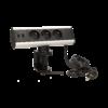 Kép 4/6 - Orno asztali elosztó 3x aljzat, USB elosztó, 1.8 m kábel