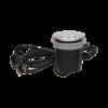 Kép 1/6 - Orno süllyeszthető bútor elosztó 6 cm, USB töltő, 1.8 m kábel