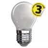 Kép 2/2 - EMOS LED FILAMENT IZZÓ MINI GL 4W (40W) 465LM E27 WW MATT A++ (Z74244)