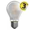 Kép 2/2 - EMOS LED FILAMENT IZZÓ A60 6,5W (60W) 806LM WW MATT A++ (Z74265)