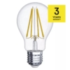 Kép 2/2 - EMOS LED IZZÓ FILAMENT A60 11W (100W) 1521LM E27 WW A++ (Z74282)