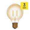 Kép 2/2 - EMOS LED IZZÓ VINTAGE G95 4W (34W) 380LM E27 WW+