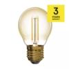 Kép 2/2 - EMOS LED IZZÓ VINTAGE MINI GLOBE 2W (18W) 170LM E27 WW+ (Z74306)