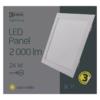 Kép 5/7 - EMOS LED PANEL BEÉPÍTHETŐ NÉGYZET 24W IP20 WW (ZD2151)