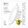 Kép 5/8 - EMOS ZD5222 LED DOWNLIGHT BEÉPÍTHETŐ SPOTLÁMPA 24W PROFI PLUS