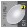 Kép 4/8 - EMOS ZM3304 LED MENNYEZETI LÁMPA CORI 32W/WW