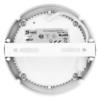 Kép 3/7 - EMOS LED PAN FALON KÍVÜLI PANEL KÖR 6W IP20 WW (ZM5121)