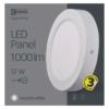 Kép 5/7 - EMOS LED PAN FALON KÍVÜLI PANEL KÖR 12W IP20 NW (ZM5132)