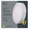 Kép 6/8 - EMOS TRIAC LED PANEL FALON KÍVÜLI 18W WW IP20