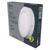 Kép 7/8 - EMOS TRIAC LED PANEL FALON KÍVÜLI 18W WW IP20