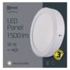 Kép 5/7 - EMOS LED PAN FALON KÍVÜLI PANEL KÖR 18W IP20 NW (ZM5142)