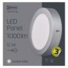 Kép 5/7 - EMOS LED PAN FALON KÍVÜLI PANEL KÖR 12W IP20 NW (ZM5232)