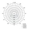 Kép 7/7 - EMOS LED PAN FALON KÍVÜLI PANEL KÖR 12W IP20 NW (ZM5232)