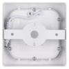 Kép 3/7 - EMOS LED PAN FALON KÍVÜLI PANEL NÉGYZET 6W IP20 WW (ZM6121)