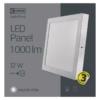 Kép 5/7 - EMOS LED PAN FALON KÍVÜLI PANEL NÉGYZET 12W IP20 CW (ZM6132)