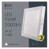 Kép 5/7 - EMOS LED PAN FALON KÍVÜLI PANEL NÉGYZET 24W IP20 CW (ZM6152)
