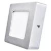 Kép 1/7 - EMOS LED PAN FALON KÍVÜLI PANEL NÉGYZET  6W IP20 NW (ZM6222)