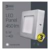Kép 5/7 - EMOS LED PAN FALON KÍVÜLI PANEL NÉGYZET  6W IP20 NW (ZM6222)