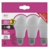 Kép 1/2 - EMOS LED IZZÓ CLASSIC A60 9W (60W) 806LM E27 NW 3DB