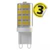 Kép 2/2 - EMOS LED IZZÓ CLASSIC JC A++ 3,5W (30W) 330LM G9 WW