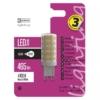 Kép 1/2 - EMOS LED IZZÓ CLASSIC JC A++ 4,5W (40W) 465LM G9 NW
