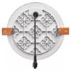 Kép 3/7 - EMOS LED PANEL BEÉPÍTHETŐ KÖR 13W NW IP65 (ZV1142)