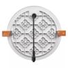 Kép 3/7 - EMOS LED PANEL BEÉPÍTHETŐ KÖR 18W NW IP65 (ZV1152)