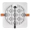 Kép 3/8 - EMOS LED PANEL BEÉPÍTHETŐ NÉGYZET 18W NW IP65 (ZV2152)