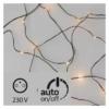 Kép 3/8 - EMOS karácsonyi fényfüzér nano 4 m, 40 LED, IP44, időzítő, vintage