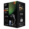 Kép 1/5 - EMOS karácsonyi laser projektor, távirányítós, IP44, piros/zöld