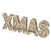 Kép 3/4 - EMOS karácsonyi dekorációs világítás XMAS felirat, IP20, meleg fehér