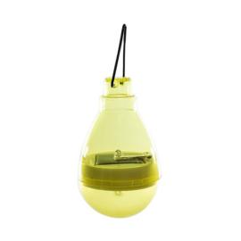Nortene Firefly szolár függő LED lámpa - citromsárga