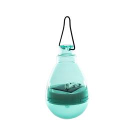 Nortene Firefly szolár függő LED lámpa - zöld