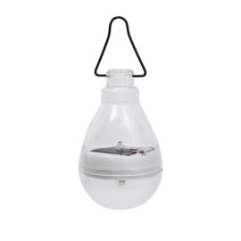 Nortene Firefly szolár függő LED lámpa - fehér
