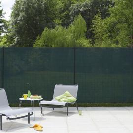 Nortene Szőtt árnyékoló háló 85%, rögzítő hurkokkal TEXANET (2x50 méter) zöld