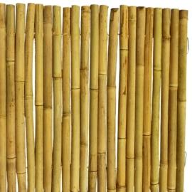 Nortene BAMBOOFLEX rugalmas bambusz kerítés, 2x3 m, 90%