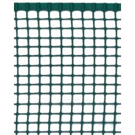 Nortene SQUARE műanyag kertirács, zöld, 1 x 5 m, 10x10 mm szemméret