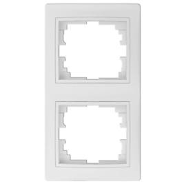 Kanlux DOMO - Kettes keret, függőleges, fehér