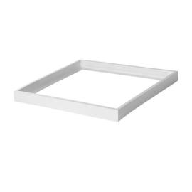 Kanlux ADTR-H kiemelő keret LED panelhez, 60x60x7.6cm, összeszerelt, fehér