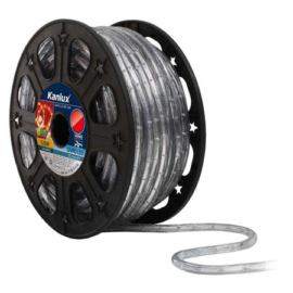 Kanlux Givro LED fénykábel 36 LED/2,5W (50 méter) piros