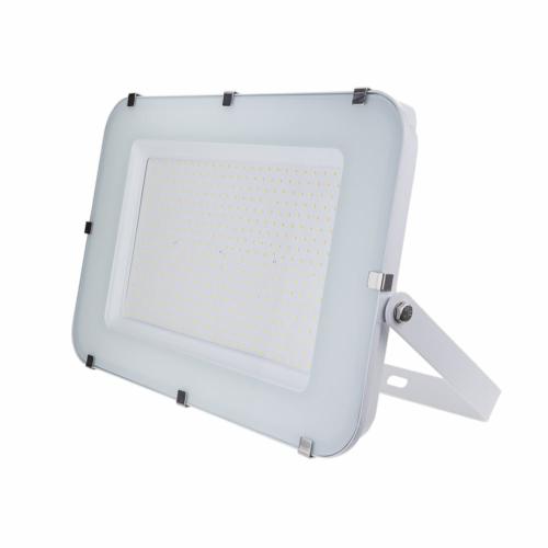 LED reflektor 300W, SMD fehér, 150°, IP65,semleges fehér fény, 100cm kábellel (FL5791)