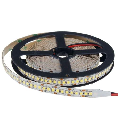 LED szalag, 12V, 196SMD/m, 12mm, 20W/m, 2100Lm/m; Semleges fehér fény IP65 (ST4455)