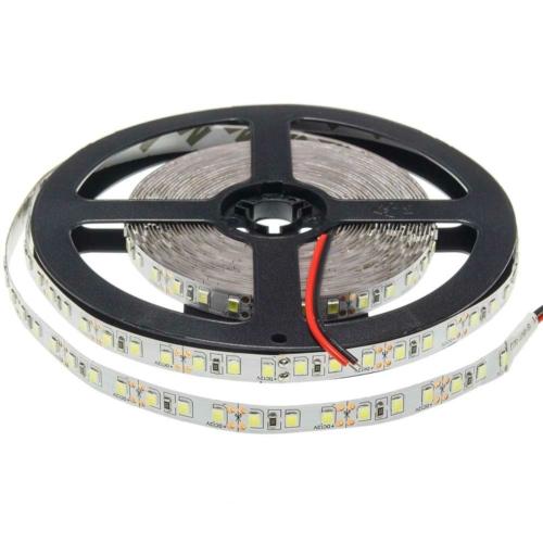 LED szalag, 2835, 12V, 120 SMD/m, nem vízálló, semleges fehér fény (ST4740)