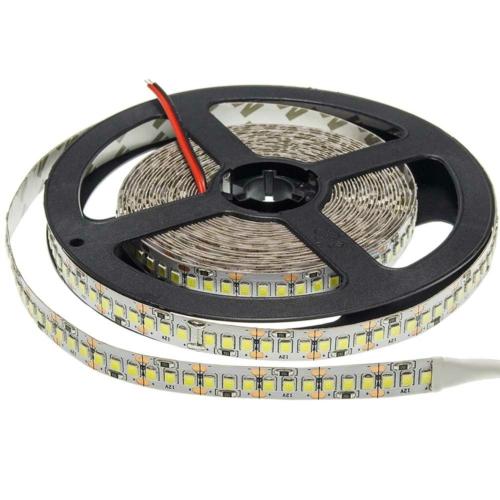LED szalag, 2835, 12V, 204 SMD/m, nem vízálló, semleges fehér fény (ST4762)