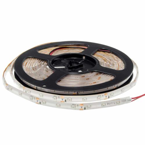 LED szalag, 3528, 60 SMD/m, vízálló, szilikon védőréteg, semleges fehér fény (ST4131)