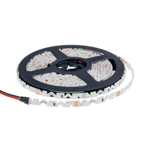 LED szalag, cikk-cakk, 2835, kültéri - kék fehér (MO4554)