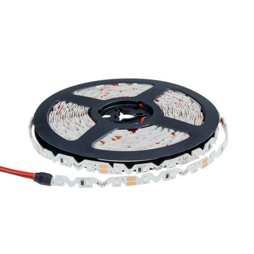 LED szalag, cikk-cakk, 2835, kültéri - zöld fehér (MO4555)
