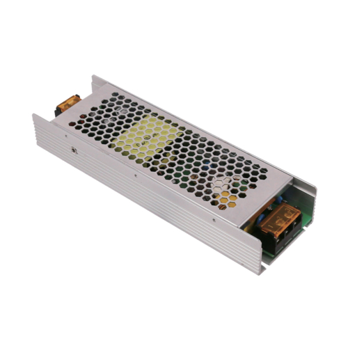 Tápegység LED szalagokhoz, 150W, 6,25A, 24V, fém ház - 3 év garancia (AC6223)